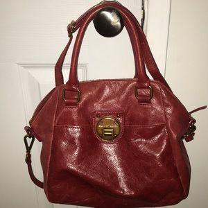 👜ELLIOT LUCCA leather shoulder bag